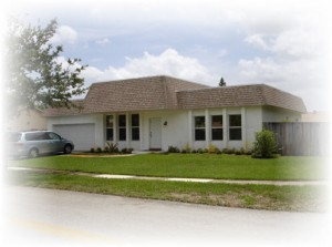 3 bedroom 2 bath home for rent in Timberlake Cooper City Florida