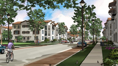 Proposed Luxury Apartment Complex To Be Built Near Nsu