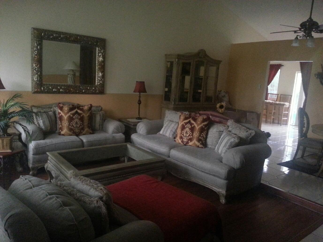 Formal Living Room   David J Rogers