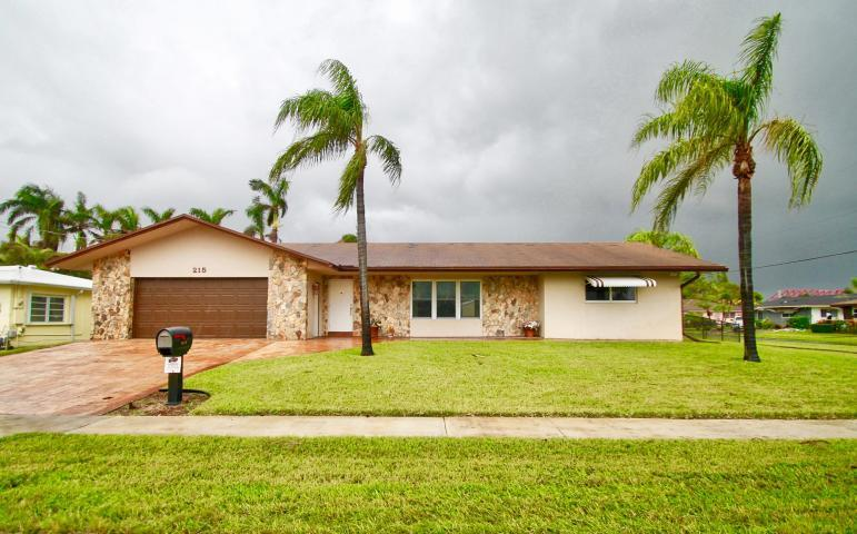 Check Out The Newest Dania Beach Homes For Sale