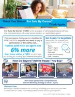 Selling Your Home For Sale By Owner