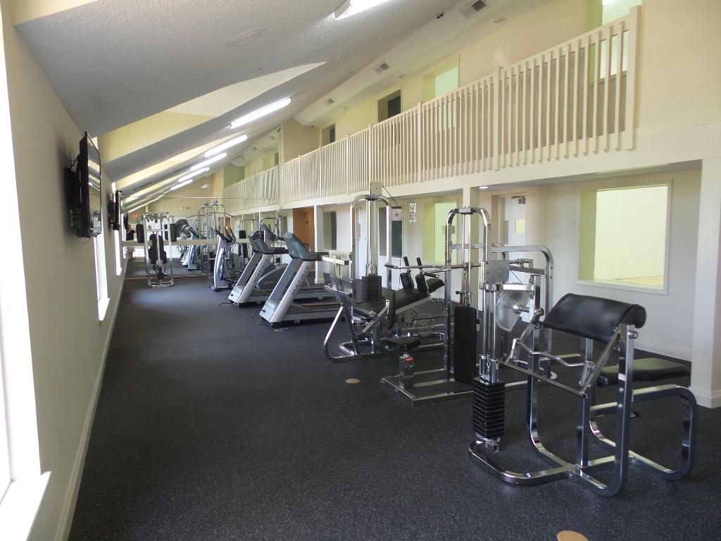 fitness center isles at lago mar condominium sunrise florida