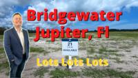Image of lots being released in bridgewater community